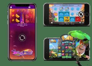 Det finns mängder av fördelar med ett mobilcasino