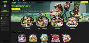 Börja spela på 888 casino